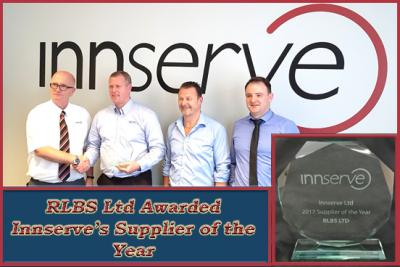 RLBS awarded Supplier of The Year