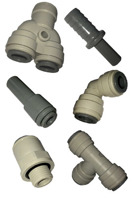 Fittings for Imperial pipe