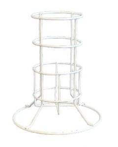 Free-Standing Gas Bottle Stand