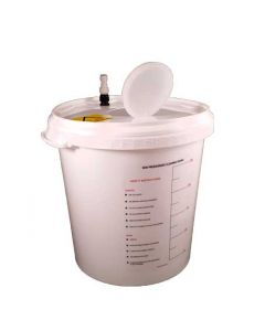 30LTR Non-Pressurised Cleaning Vessel