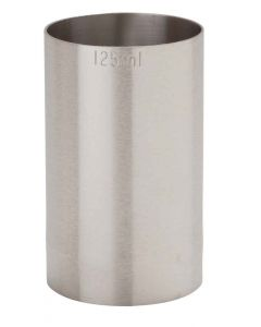 Thimble Measures - 125ml - CE Marked
