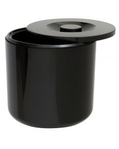 Ice Bucket - Round- 4ltr - Black