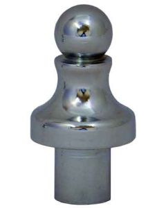 Replacement Angram (Bright Chrome) Handle Top Nut