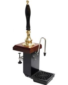 DDG 1/4 Pint with Water Jacket Clamp-on Handpull (Beer Engine)