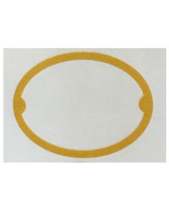 Oval Lens Gasket (Double Sided Sticker)