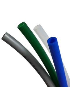 "CUT LENGTH - PER MTR 3/8"" O.D. MDP Tube for Push-Fit Fittings (Various Colours)"