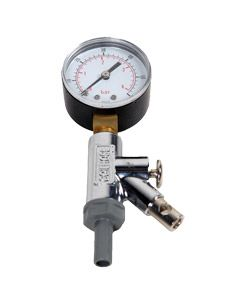 Line Pressure Test Tool (Snifter) 0-60psi Dry Gauge