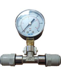 In Line Pressure Gauge