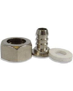 Nut, Tail & Seal for Auto-Vac Tray (Auto Bak / Economiser)
