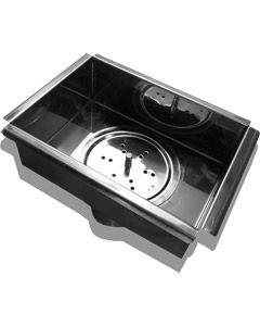 Auto-Vac Tray (Auto Bak / Economiser) Complete with NRV & Pipe