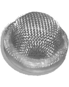 Hop Filter / Sieve with Seal for 3/4BSP Cask Nut & Tail (Top Hat)