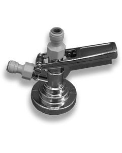 Grundy Keg Coupler (G-Type)