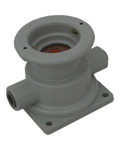 "Cleaning Socket - Sankey (S-Type) Socket wih 3/8"" JG (Grey 1 Piece)"