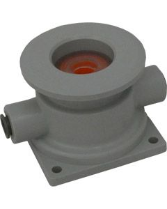 "Cleaning Socket- Alumasc (A-Type) Socket with 3/8"" JG (Grey 1 Piece)"