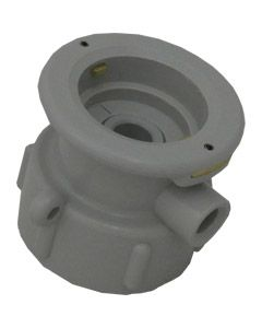 Cleaning Socket- Sankey (S-Type) Ring Main Cap with Seal