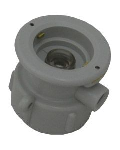 Cleaning Socket - US/American Sankey (D-Type) Ring Main Cap