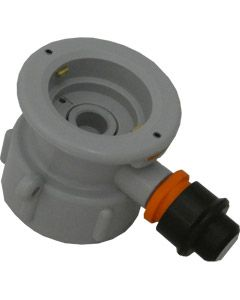 Cleaning Bottle Top - Sankey (S-Type) Bottle Top with 50 PSI PRV