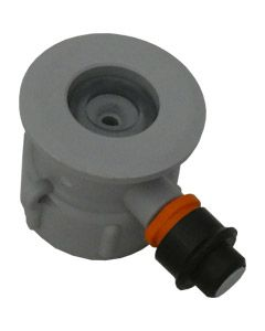 Cleaning Bottle Top - Alumasc (A-Type) Bottle Top with 50 PSI PRV