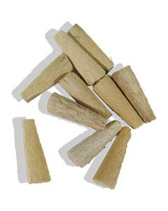 50 Pack - Cask Soft Peg (Cane Porous Breather Spile)