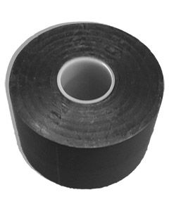"2"" Wide x 33Mtr Black Insulation Tape"