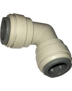"1/2"" Equal Elbow Connector- Push fit"