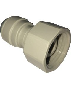 "3/8"" x 1/2"" BSP Cone End Female Adaptor – Push Fit"