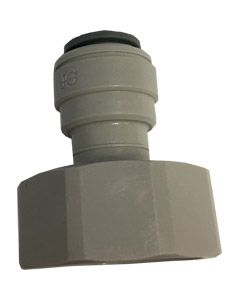 "3/8"" x 3/4 BSP Tap Adaptor – Push Fit"