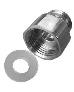 "5/8""BSP (FEMALE) TO ½""BSP (MALE) THREAD ADAPTOR"