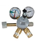 CO2 Primary Gas Bottle Regulator (Bottle Mount) with 2 Gauges
