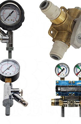 Gas Regulators & Accessories